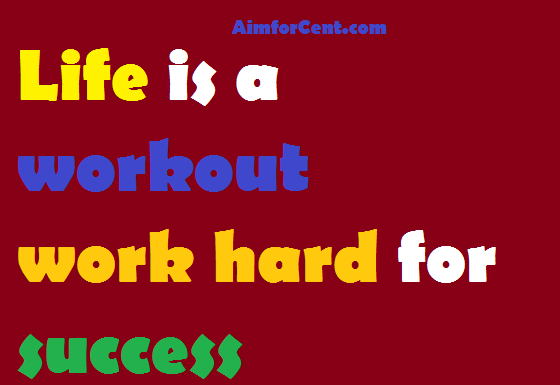 Motivational Quotes on Workout