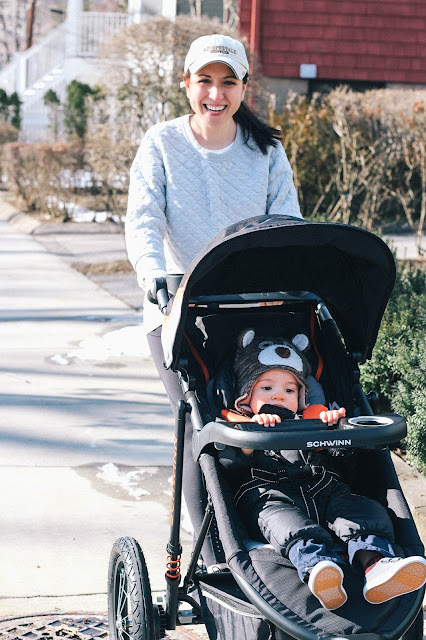 Jogging Stroller Review
