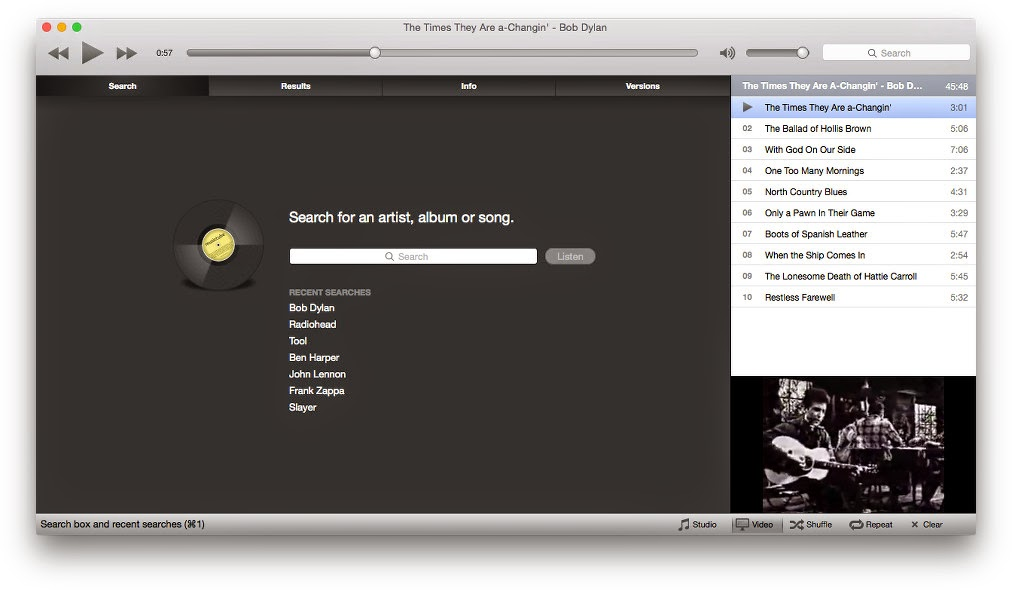 Linux Tutorial Terminal Online: Install Musictube 1 4 on