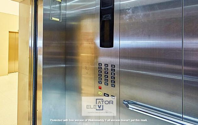 spesifikasi hospital bed elevator Lhokseumawe