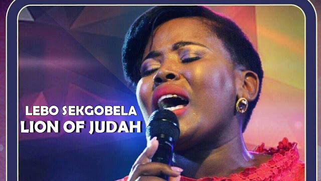 Lebo Sekgobela - Lion of Judah Lyrics