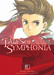 Tales of Symphonia Tome 1 chez Ki-Oon