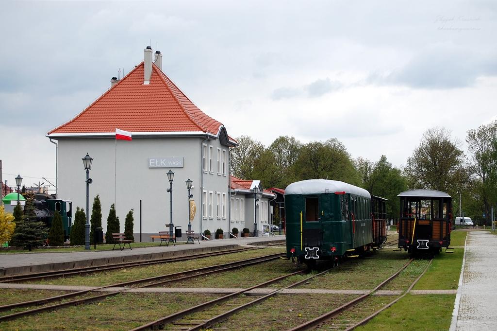 Przystanek Mazury / Co zobaczyć w Ełku? – Muzeum Historyczne i Ełcka Kolej Wąskotorowa