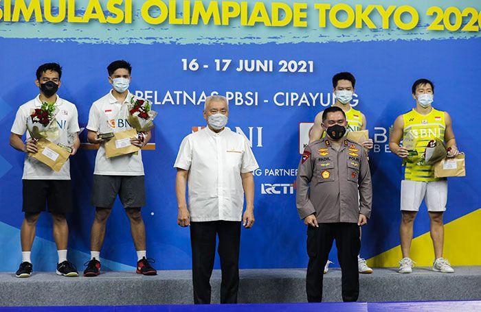 Ketum PBSI menjanjikan 'hadiah' spesial bagi pemenang Olimpiade Tokyo