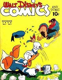 Read Walt Disneys Comics and Stories comic online