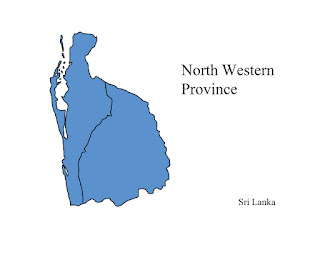 free download vector editable svg map of central province sri lanka