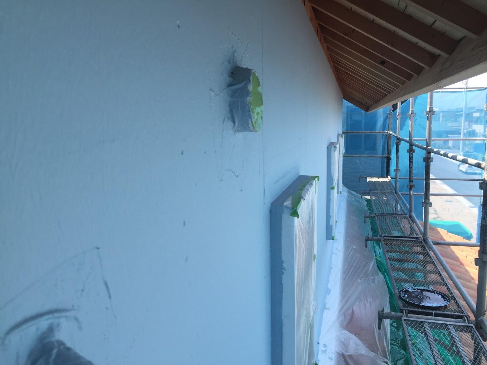 防水塗料 ウェザーテック 三重県 家