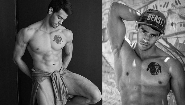 Stephano Puch Romero, candidato a Mister World Perú 2021