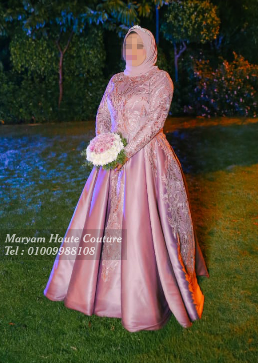 Pictures of evening dresses veiled 2019