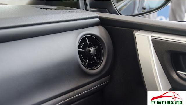 Giá xe, thông số kỹ thuật và đánh giá chi tiết Toyota Corolla Altis 2018 - ảnh 22