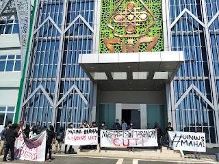 Pro dan Kontra Mewarnai Sidang Lanjutan Mediasi dalam Demonstrasi Terkait UKT