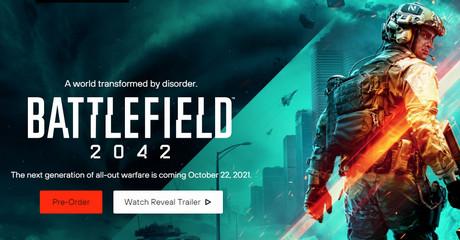 متطلبات Battlefield 2042