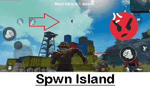 Look Around while in the Spawn Island