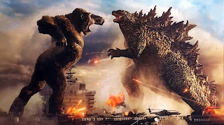 Nonton dan Download Godzilla vs. Kong Sub Indo