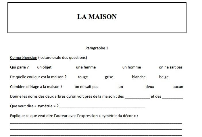 Le livre de sapienta la maison d 39 andr maurois for Andre maurois la maison