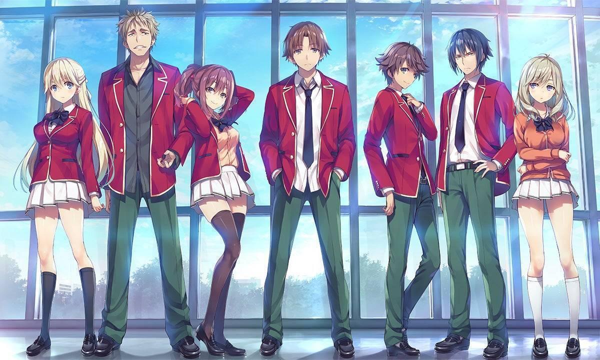Rekomendasi Anime School Dimana Sang MCnya Kuat, namun Diremehkan