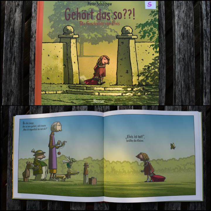 Kinderbuch über den Tod für Grundschüler