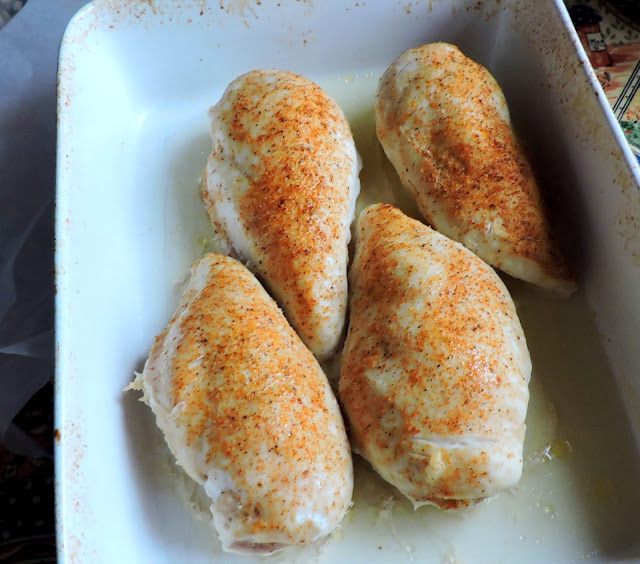 How to Cook Chicken in the Microwave