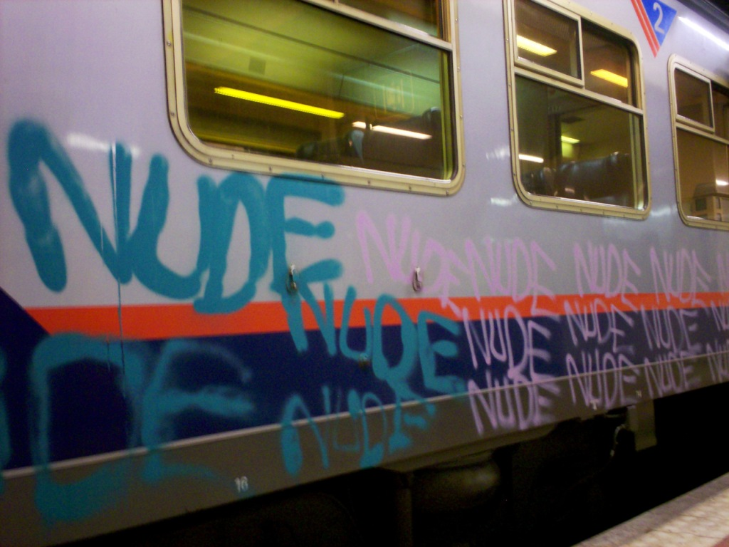 Nude railroad Nude Photos 77