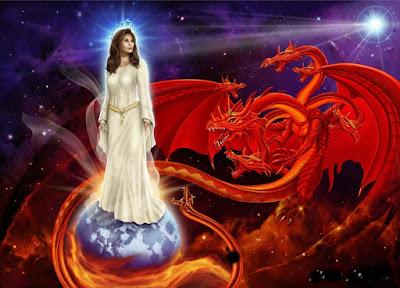 Quem é a mulher perseguida de apocalipse 12.6 ?