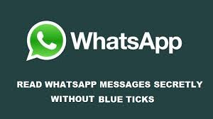 Read Whatsapp Messages Without Knowing