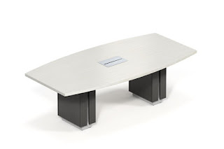 Zira Heavy Duty Powered Conference Table