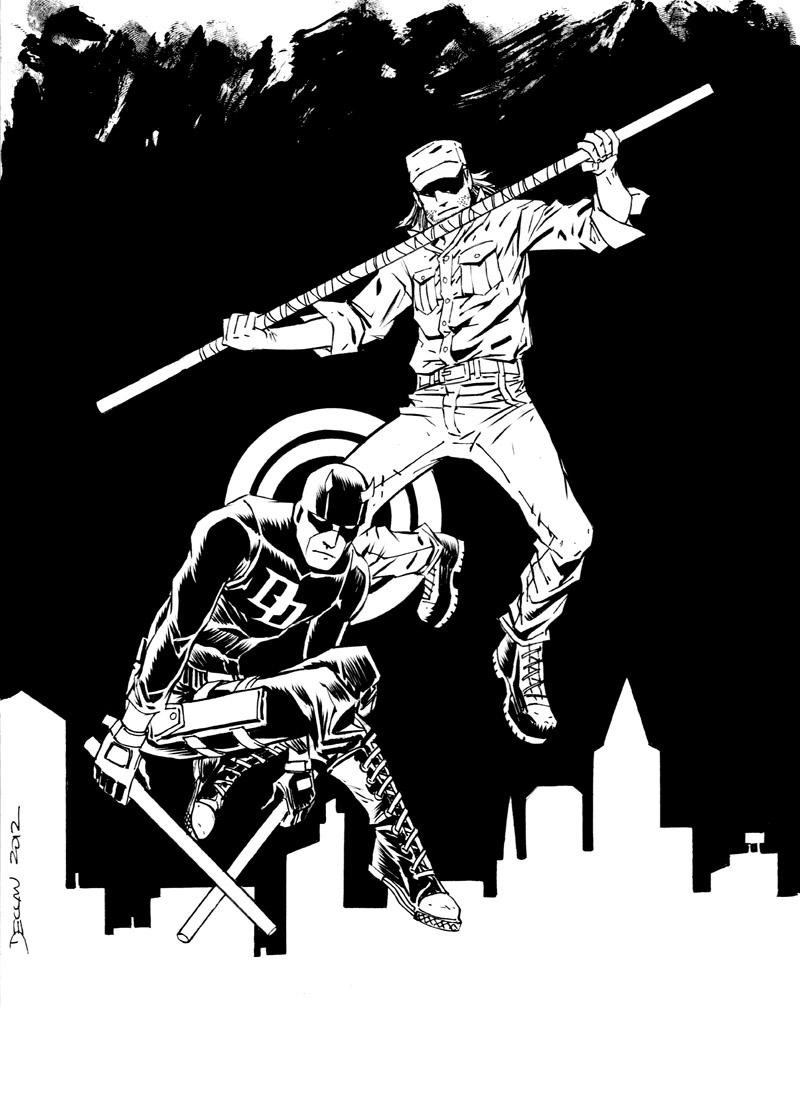 Eclectic Micks Daredevil Stick