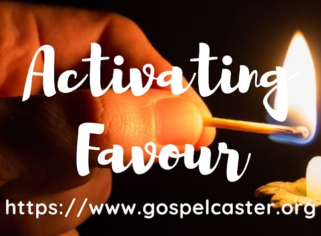How To Activate Favour