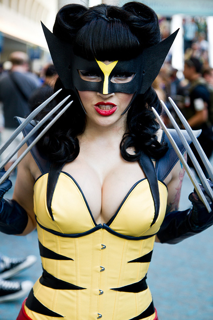 big boobs wolverine