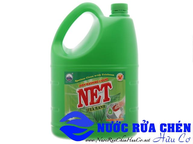 Nước rửa chén Net