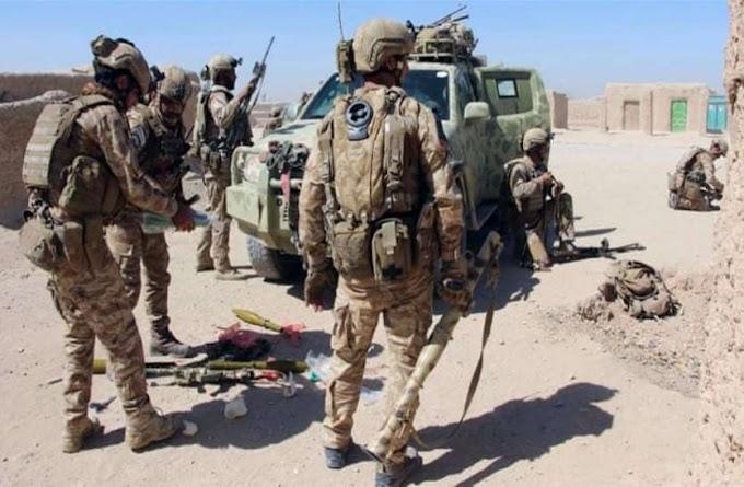 ஆப்கானிஸ்தானின் இராணுவ நடவடிக்கையில் தலிபானின் 18 தீவிரவாதிகள் பலி.... 18 Taliban militants killed in Afghanistan military operation