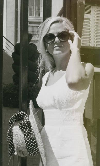 Foto editada con efecto Bardot Sepia