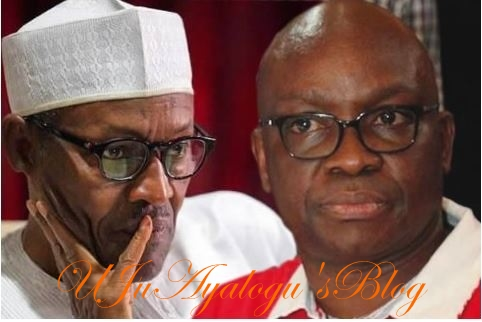 Buhari is Nigeria's Father of Corruption - Fayose