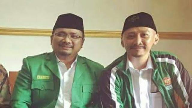Yaqut Cholil : GP Ansor Siap Jadi Relawan Hadapi Corona