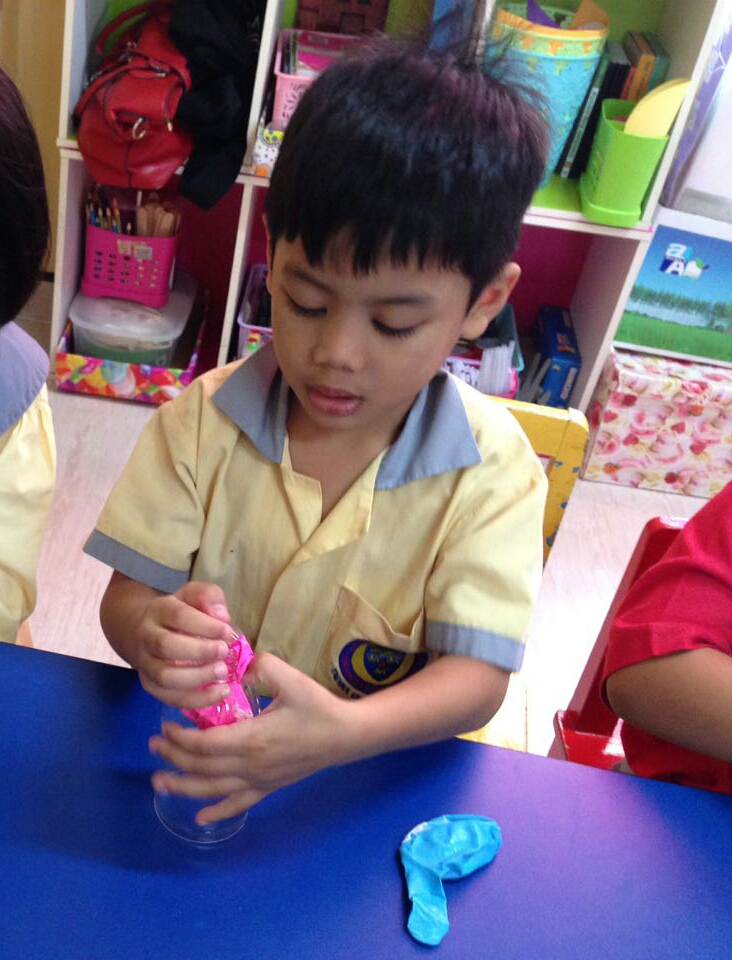 Doa Untuk Anak Menghadapi Peperiksaan