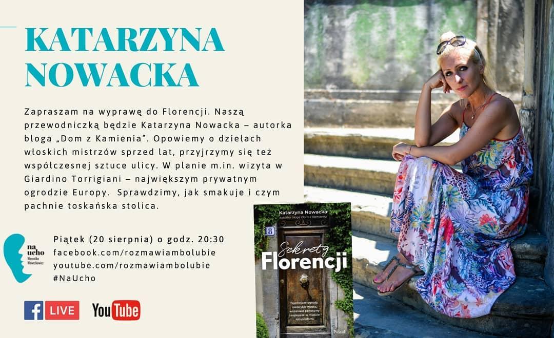 Sekrety Florencji Katarzyna Nowacka