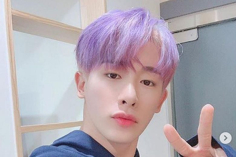 Wonho (Member of Monsta X)