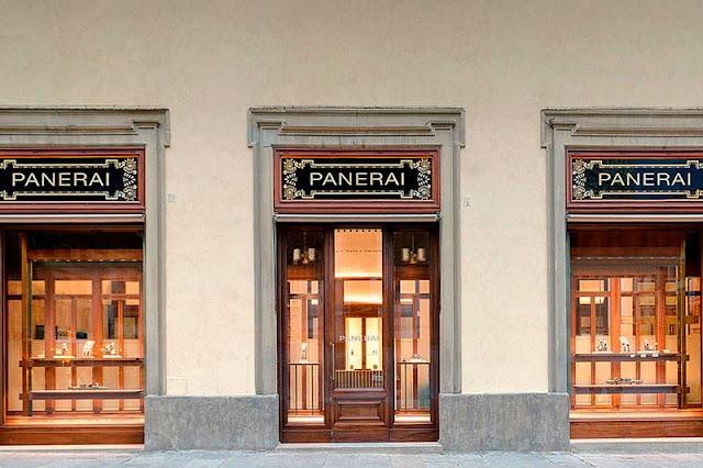 Officine Panerai em Florença