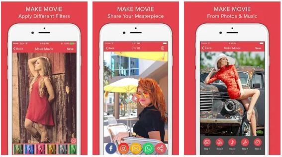 Screenshot Movie Maker - Photo Video Maker With Music v1.10 Premium