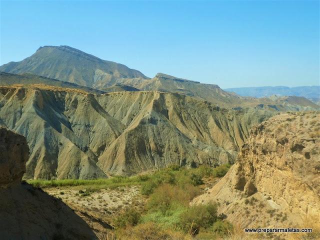qué ver en el Desierto de Tabernas por libre