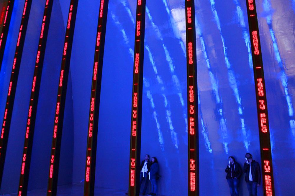 Guggenheim museum in Bilbao, Spain - London travel blog