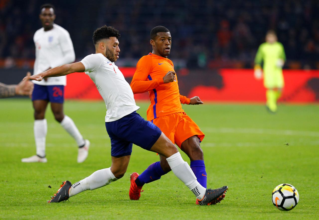 موعد مواجهة هولندا امام نظيره انجلترا في دوري الامم الاوربية