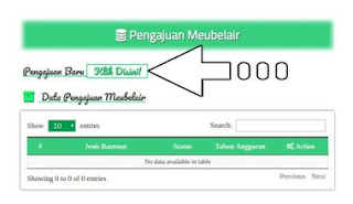 Langkah-Langkah Cara Pengajuan Proposal Di Simsarpras Secara Online