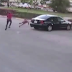HITMAN PUMPS BULLETS INTO A MAN IN BROAD DAYLIGHT WHILE HIS BABY MAMA LOOKS ON AND ONLY ESCAPES BY A STROKE OF LUCK (VIDEO)