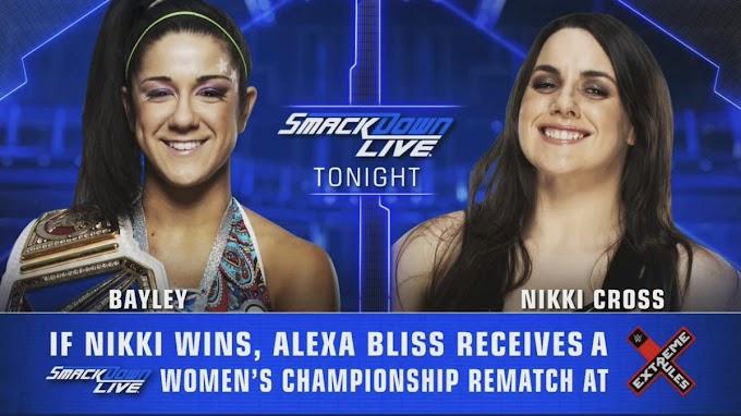 Replay: WWE Smackdown Live em Português 25/06/2019