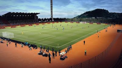 PES 2021 Stadium Ceahlaul