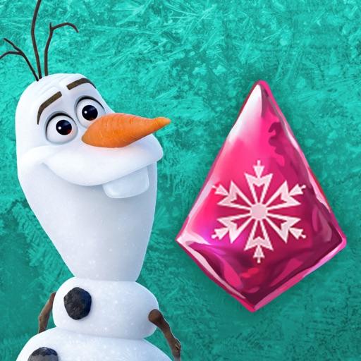 Disney Frozen Free Fall v8.8.3 Apk Mod [Vidas Infinitas]