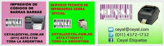 impresora zebra zt230 no funciona bien Capital Federal bs as