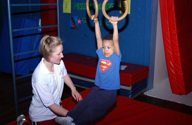 Solko Gymnastics  #JustAKidFrom Cleveland
