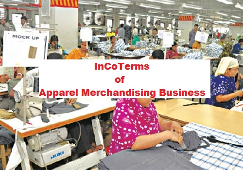 InCoTerms of Apparel Merchandising Business
